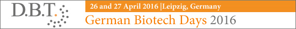 Picture BIO Deutschland German Biotech Days 2016 Leipzig April 600x60px