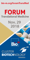 Picture BioM Forum Translational Medicine 2018 Würzburg Germany iito 120x240px