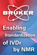 Picture Bruker NMR Enabling Standarization of IVDr LSG Right 120x180px