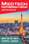 Picture EBD Group MedTech Partnering Forum Japan 2015 MPF 120x180px