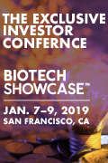 Picture EBD Group Biotech Showcase 2019 BTS San Francisco Investors 120x180px
