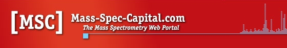 Picture [MSC] Mass-Spec-Capital.com � The Mass Spectrometry Web Portal 560x95px