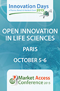 Picture Universal Medica Innovations Days 2015 Paris France October 120x180px